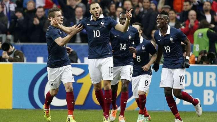 Francia Nigeria