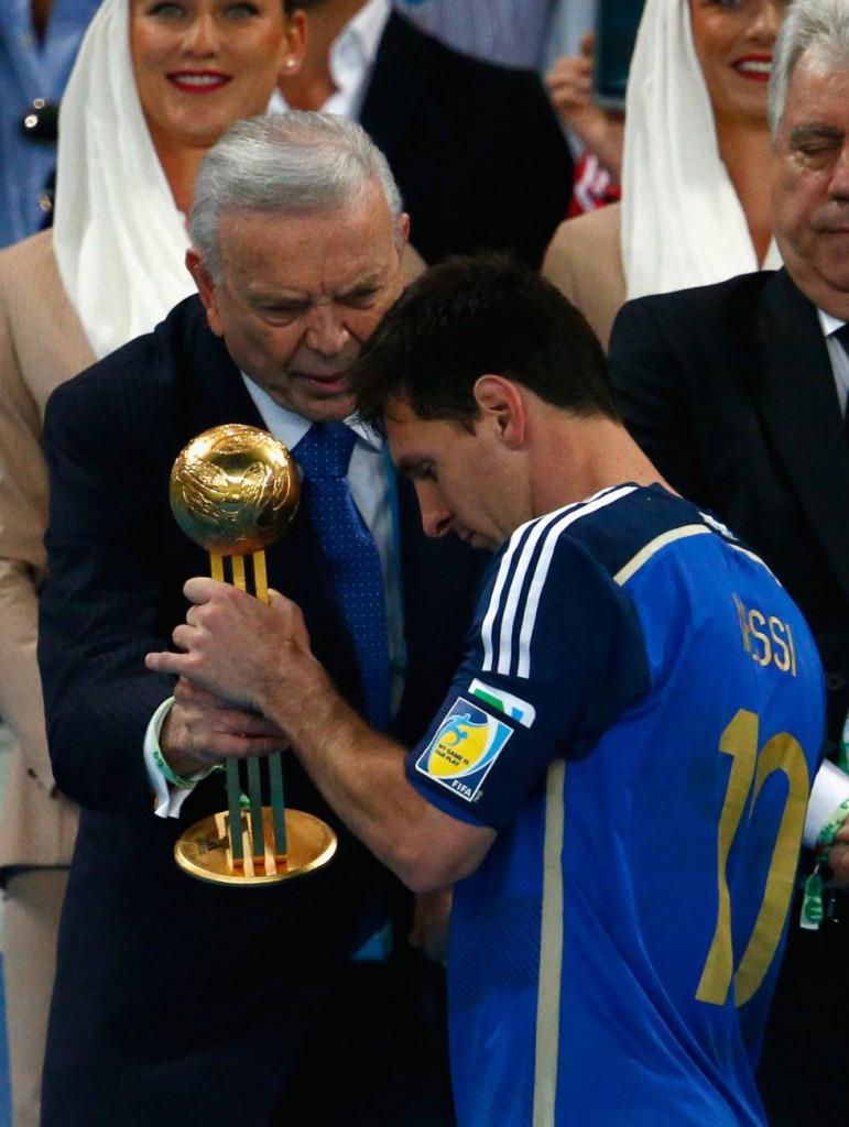 Messi mvp