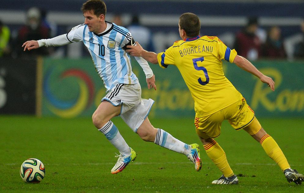 messi argentina bosnia