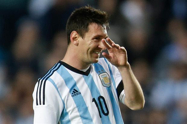 messi argentina suiza