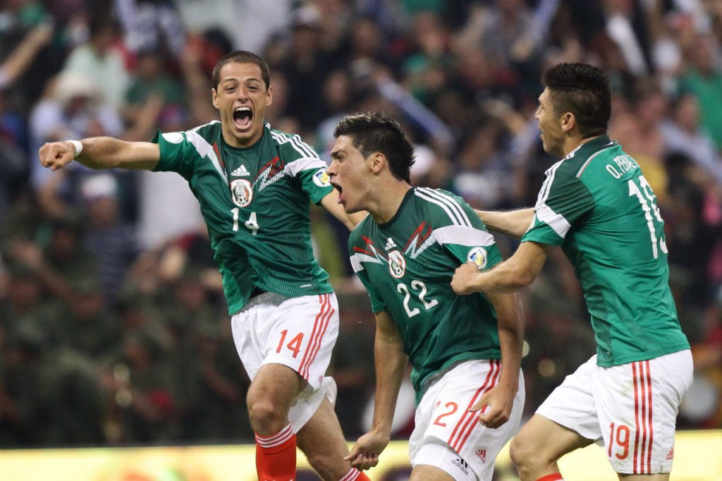 MÉXICO-PANAMÁ