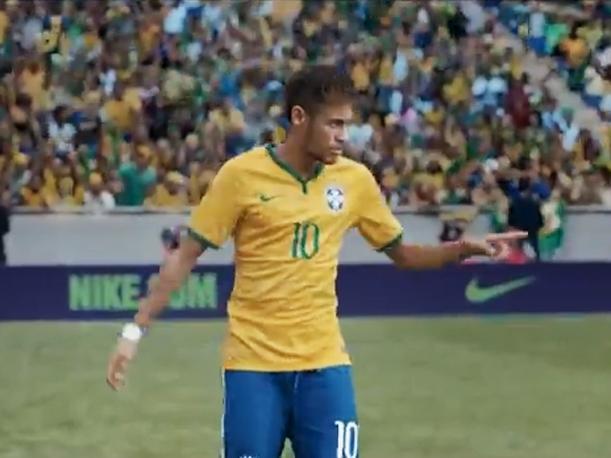 neymar brasil mexico